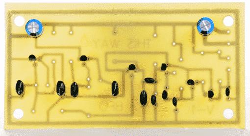 Шаг 3.2 Добавляем 5 конденсаторов емкостью 0.01μF