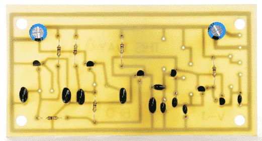 Шаг 3.3 Добавляем 6 резисторов 10 кОМ