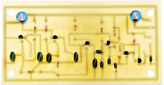 Шаг 4.1 Добавляем 3 резистора