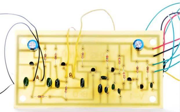 Шаг 4.3 Добавляем провода
