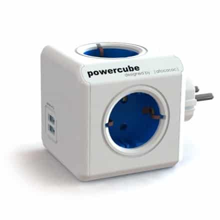 Электрический разветвитель с USB разъемами