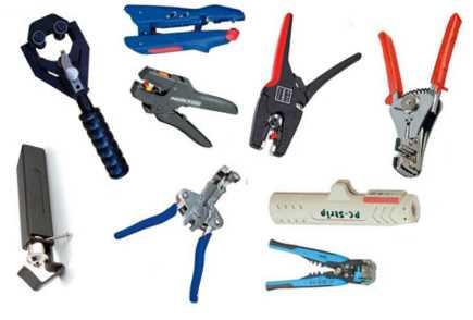 Инструменты для профессионального использования