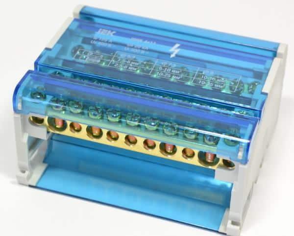 Изображение кросс-модуля IEK (ступенчатый корпус L-PEN)