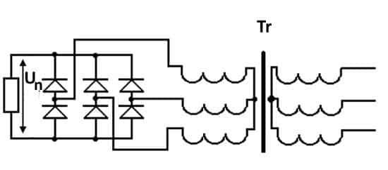 Пример реализации схемы Ларионова