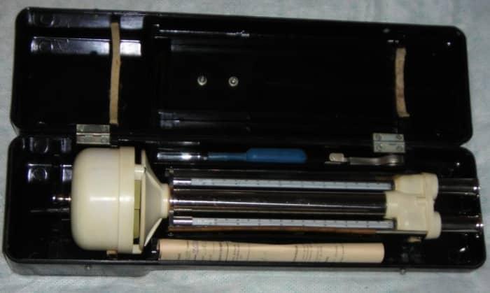 Аспирационный измеритель влажности МВ-4М