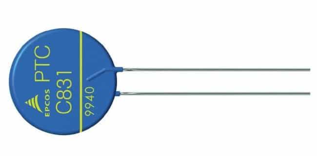 Позистор С831