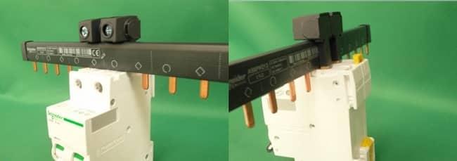 «Гребенка» для автоматических выключателей
