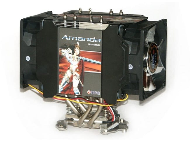 Термоэлектрический кулер Армада