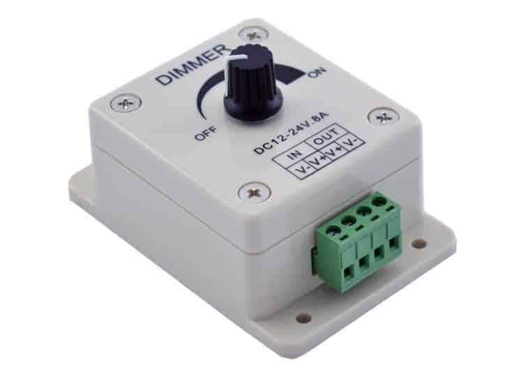 Диммируемый модуль для монохромной светодиодной ленты