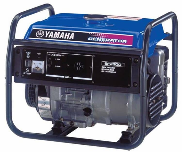4-х тактный генератор Ямаха (Yamaha)