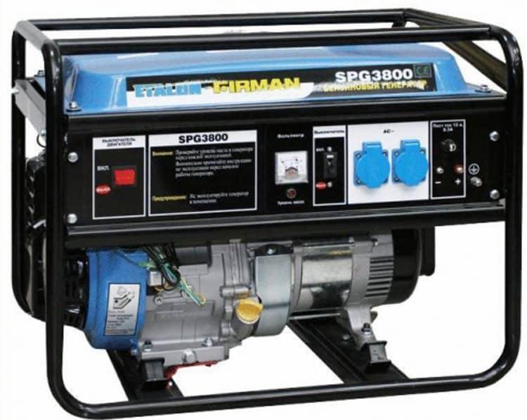 Бытовой генератор Firman SPG3800