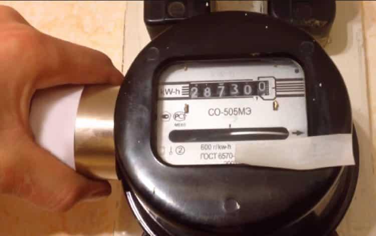 Магнит может воздействовать только некоторые старые модели электросчетчиков