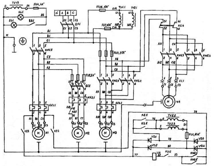 Электрических схемах показанных рисунке фото 305