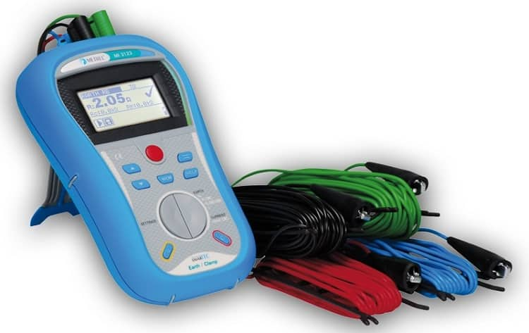 Прибор для измерения заземления Metrel MI3123
