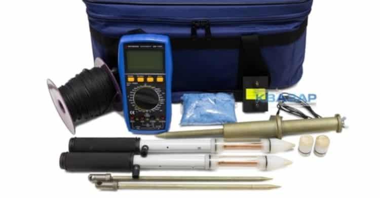 Набор инструментов для измерения блуждающих токов