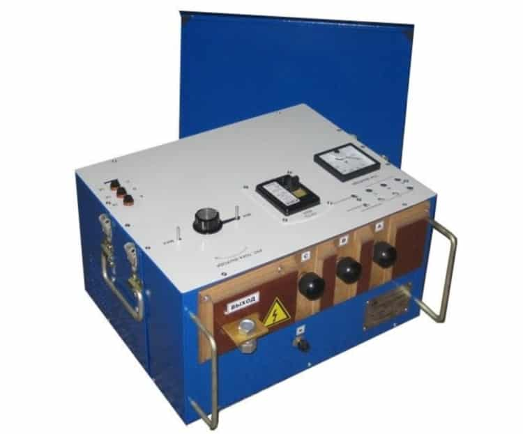 УД-300 - аппарат для дожига