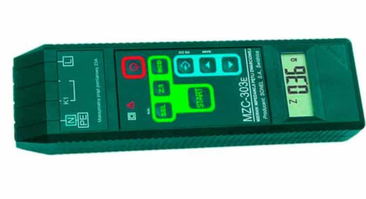 Устройство MZC-303E для измерения характеристик петли «Ф-Н»