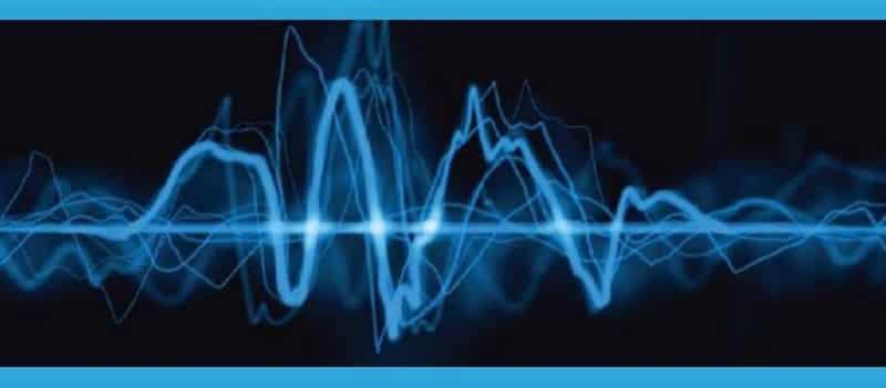 Осциллограмма сетевого тока