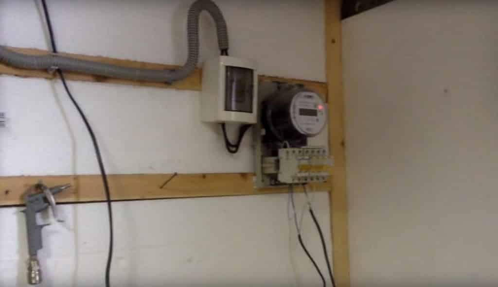 Рисунок 5: Электросчетчик