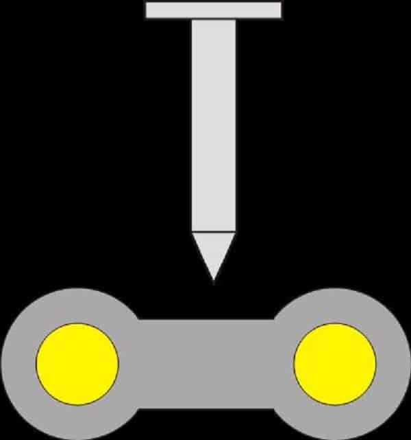 Поперечное сечение кабеля ТРП