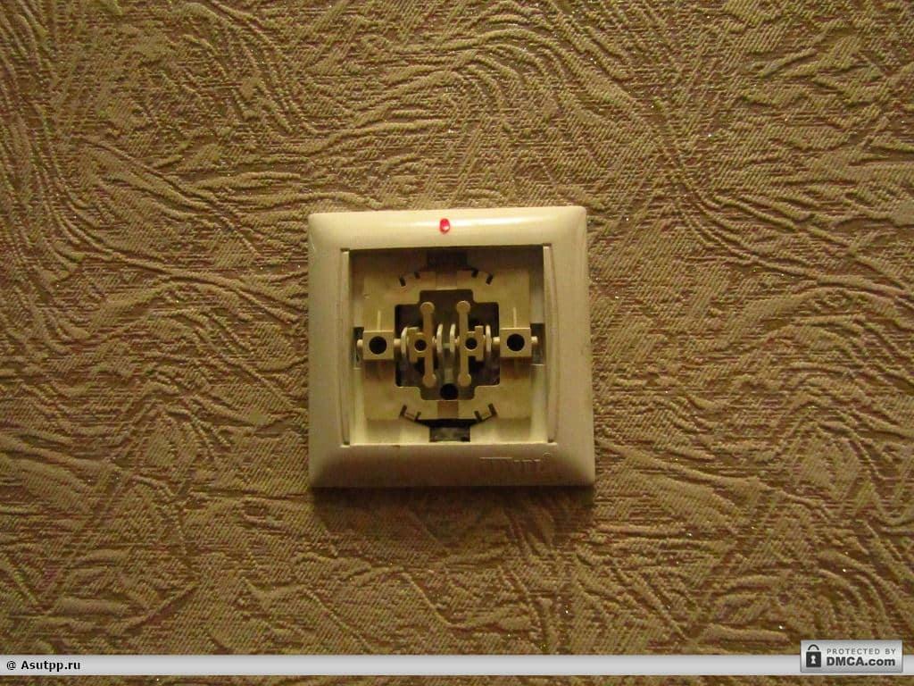 Выключатель без клавиш