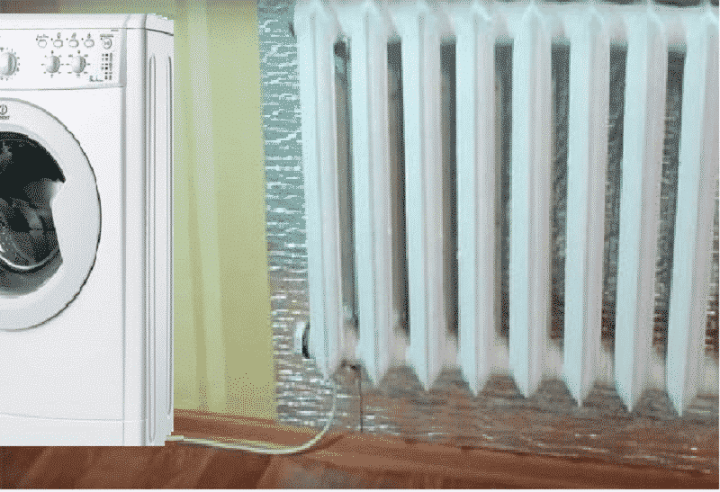 Заземление на систему отопления