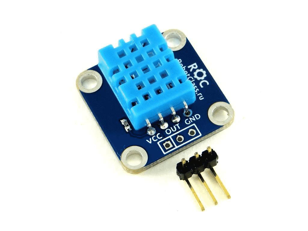 Модуль датчика DHT11