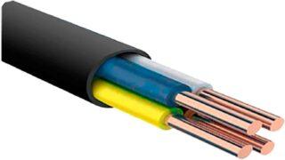 кабель ВВГнг 4х6