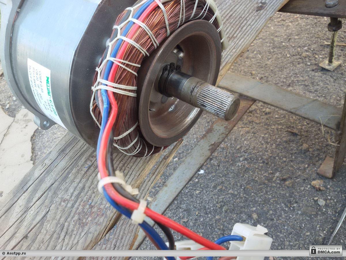 Мотор газонокосилки