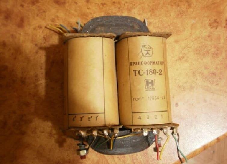 Трансформатор ТС - 180 - 2