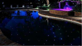 Подсветка оптоволокном