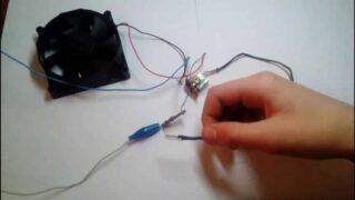 Простой терморегулятор