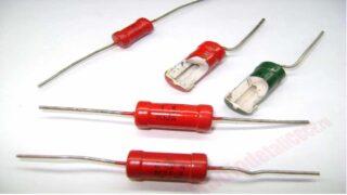Строение резистора