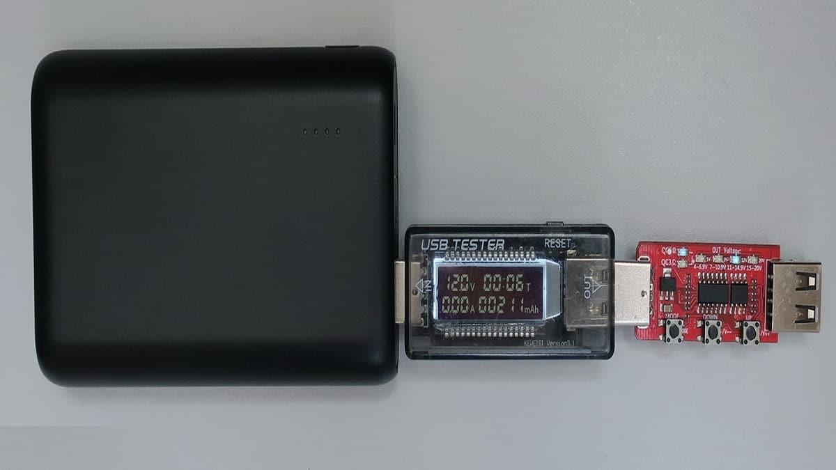 Получение 12В из аккумулятора
