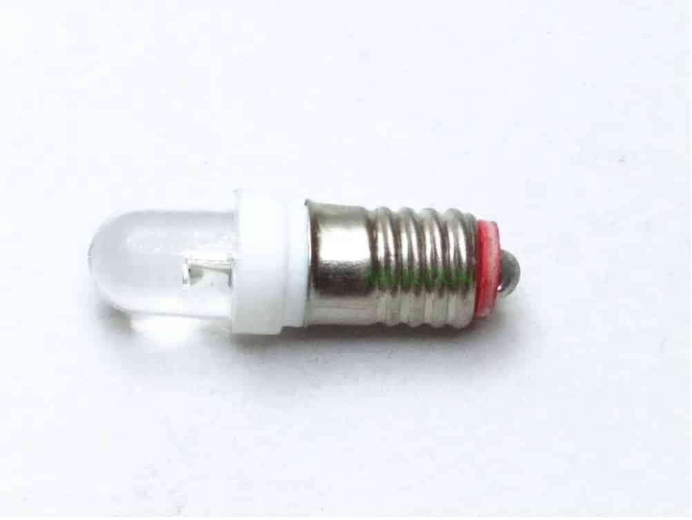 Лампа с цоколем Е5