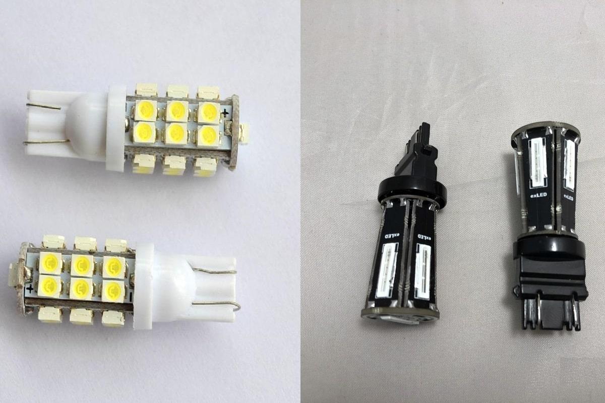 Лампы с телефонным цоколем
