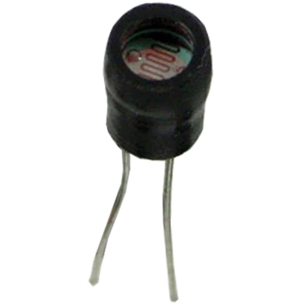 Датчик на основе фоторезистора