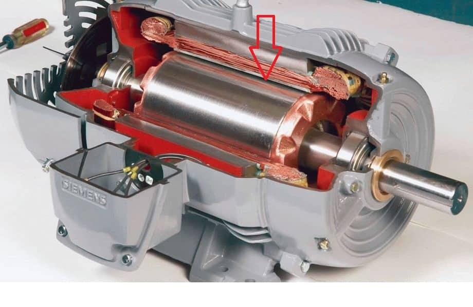Короткое замыкание в двигателе