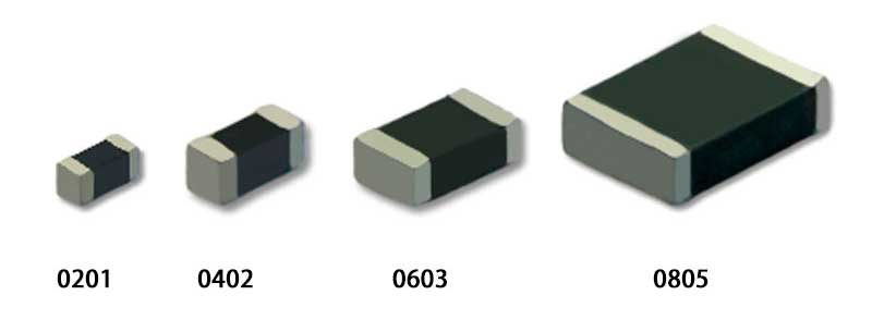 Терморезисторы для микроэлектроники