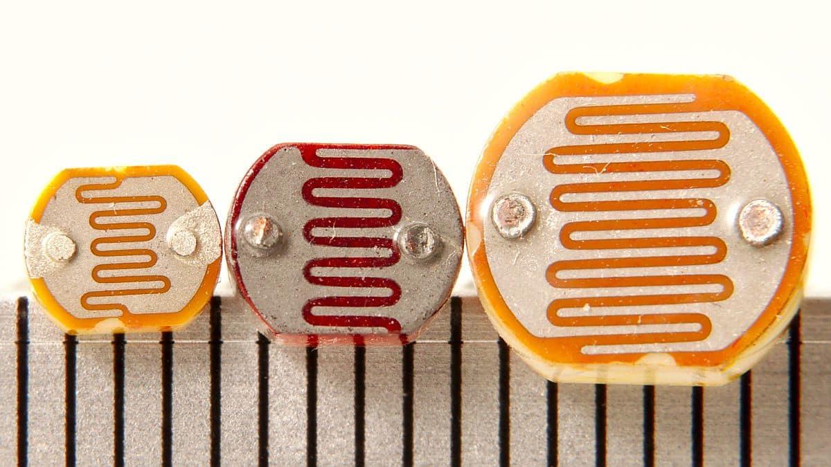 Устройство фоторезисторов