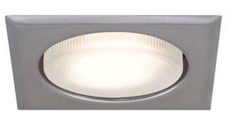 Встраиваемый светодиодный светильник 6W gx53