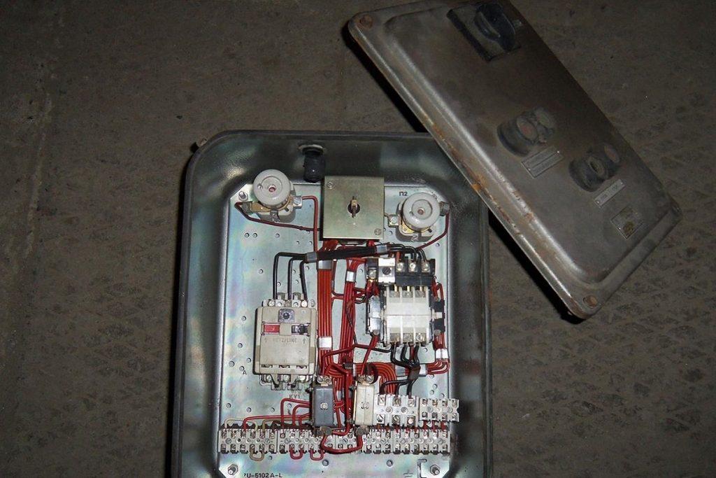 Шкаф управления шу 5102 03b2b