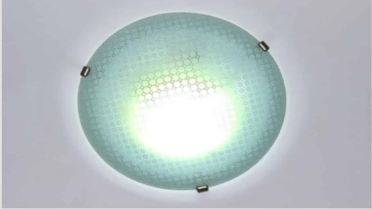 Готовый светильник на светодиодах