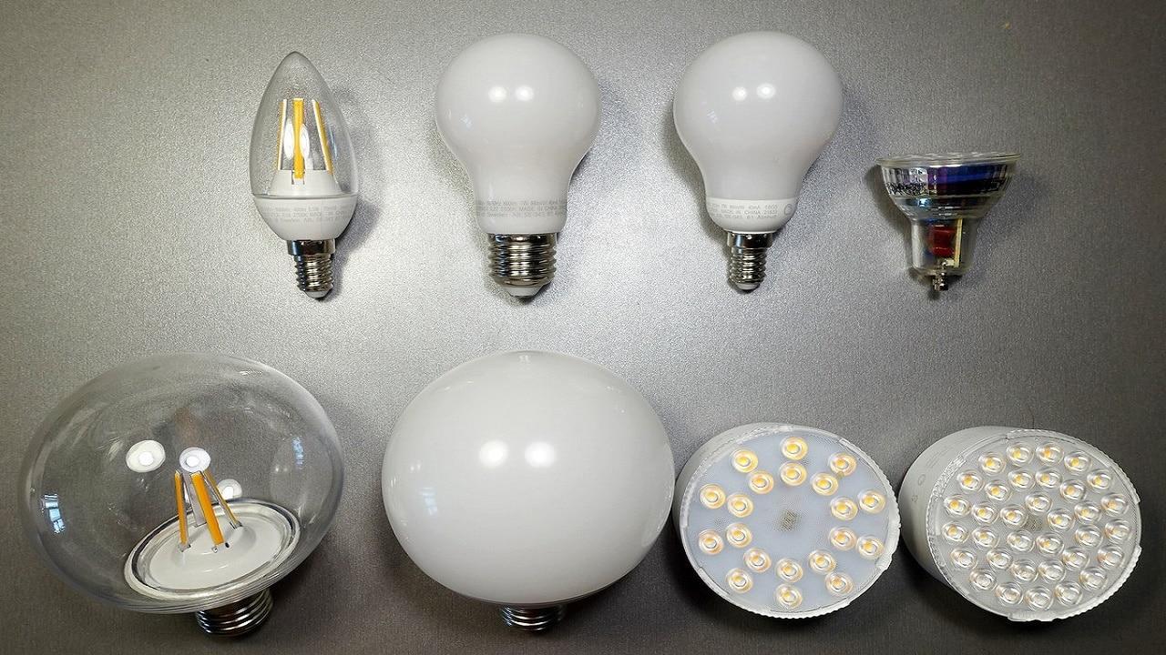Лампы IKEA