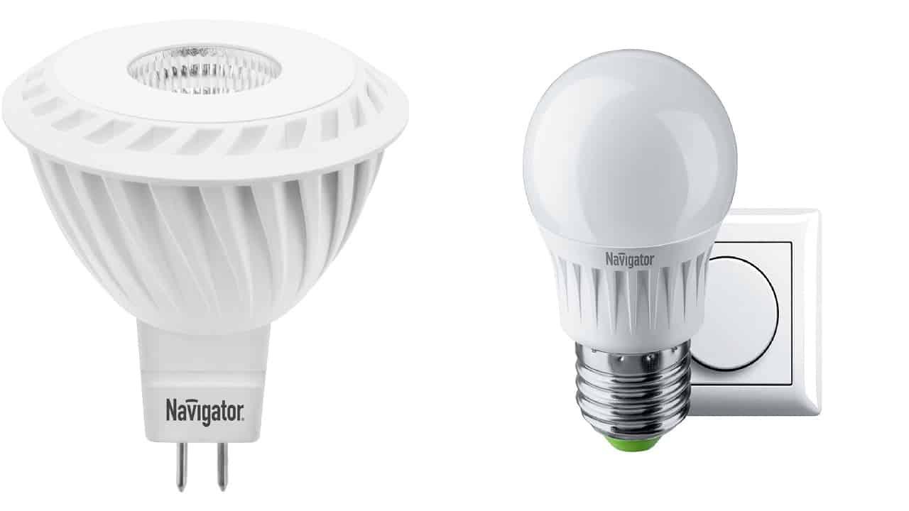 Лампы Navigator