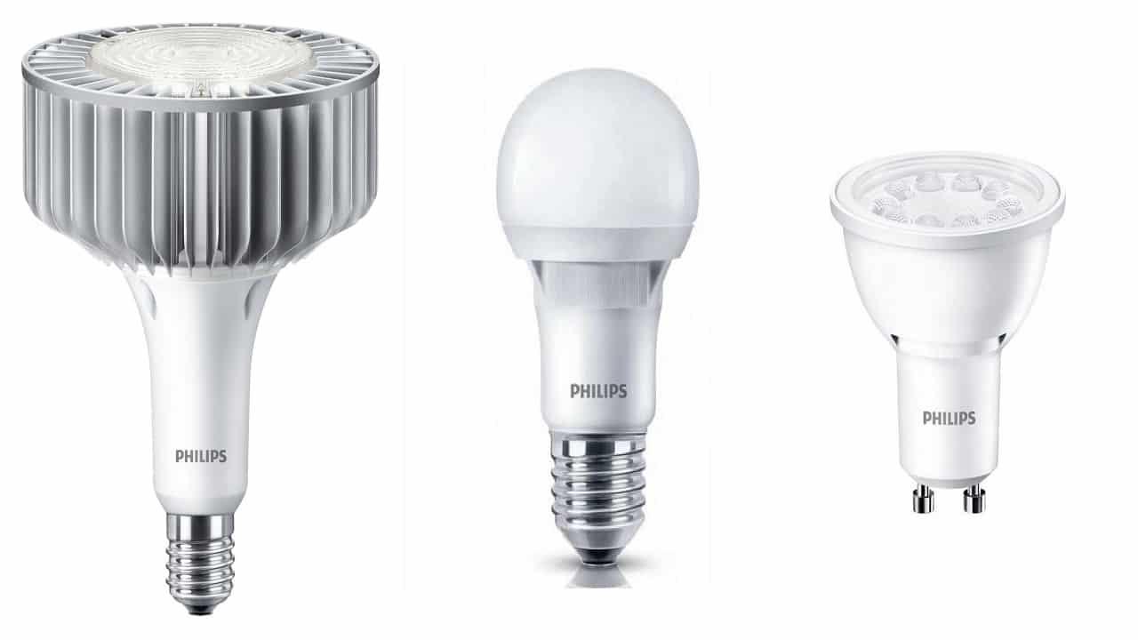 Лампы Philips