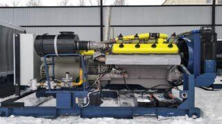 Газопоршневой генератор