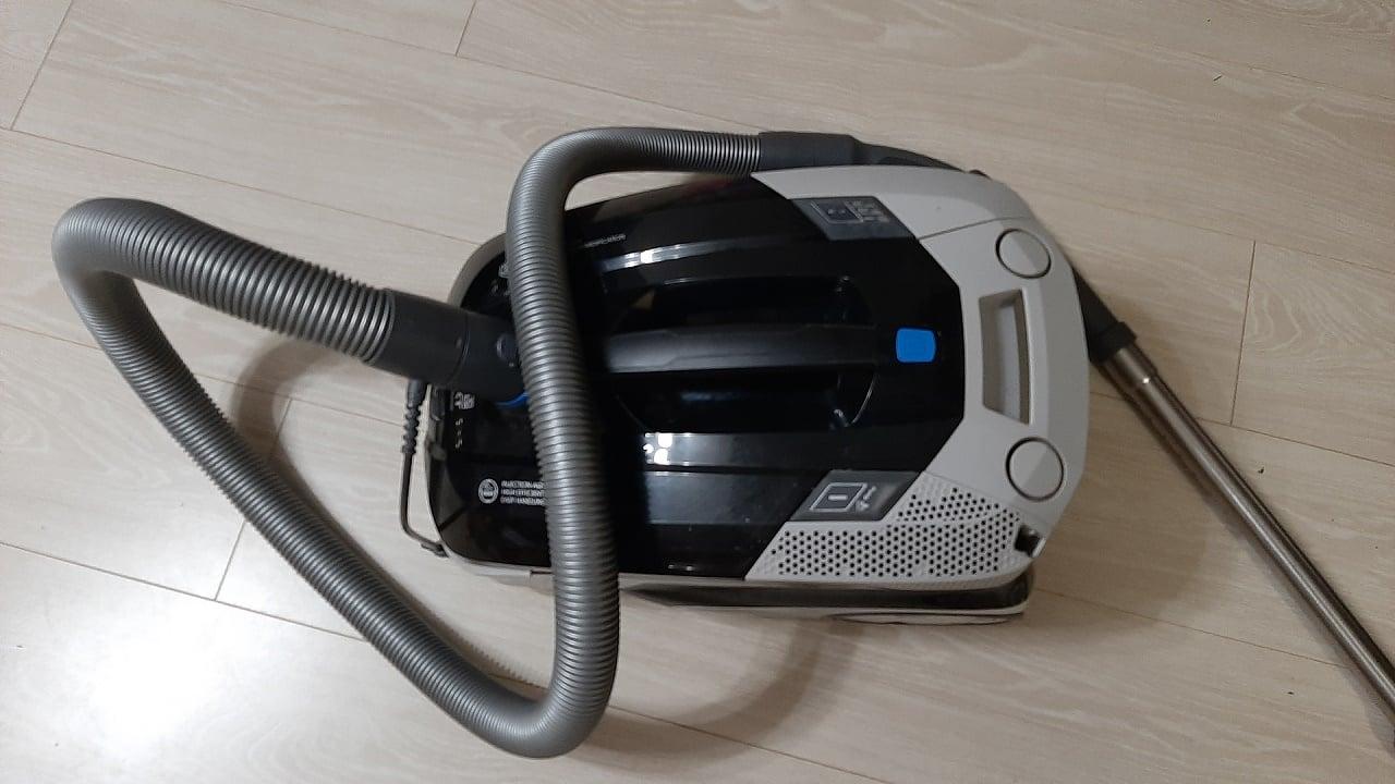 Электрический пылесос — пример передвижного электрооборудования