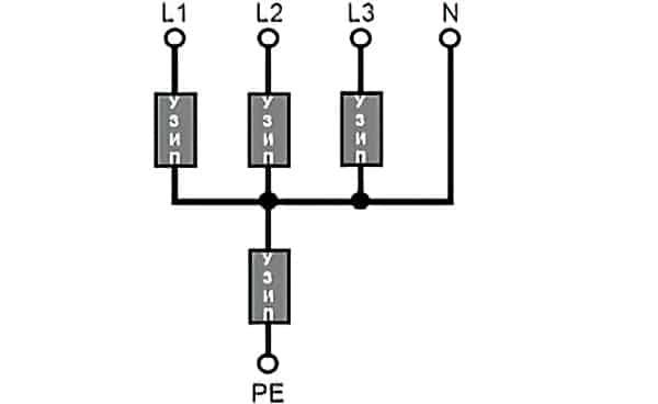 Тип соединения CT2